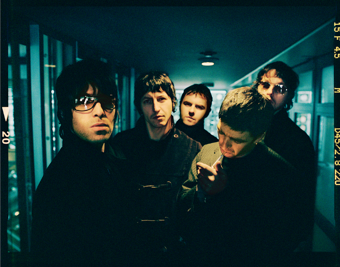 OASIS:  On life & learning:  NEVER STOP; says Noel Gallagher, lead guitarist, singer/songwriter, and mastermind of Oasis... A drink of life in the summer heat at an OASIS and an undeniable feeling of Heathen Chemistry.  (Photograph courtesy Sony Music Ent.) [MORE]