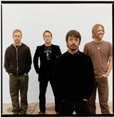 FOO FIGHTERS celebrate new music June 2005 * IN YOUR HONOR *!!! Plant a tree in the Foo Fighters Fan Forest at www.FutureForests.com