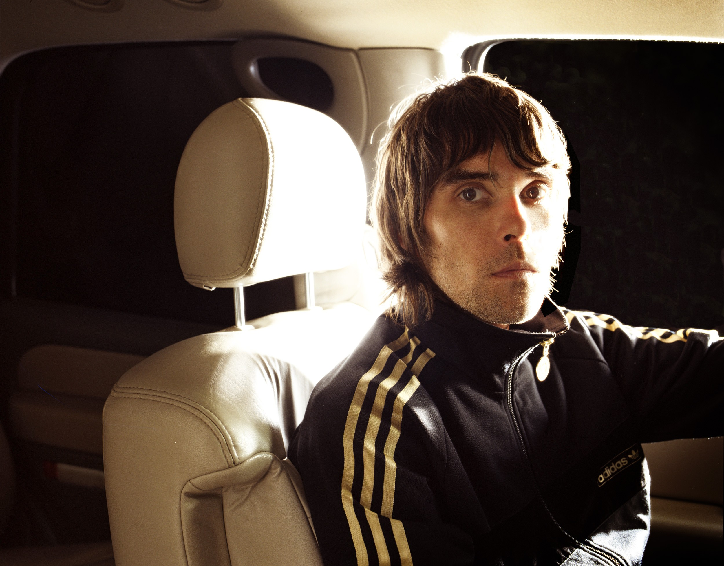 IAN BROWN (photo courtesy of Polydor Records)