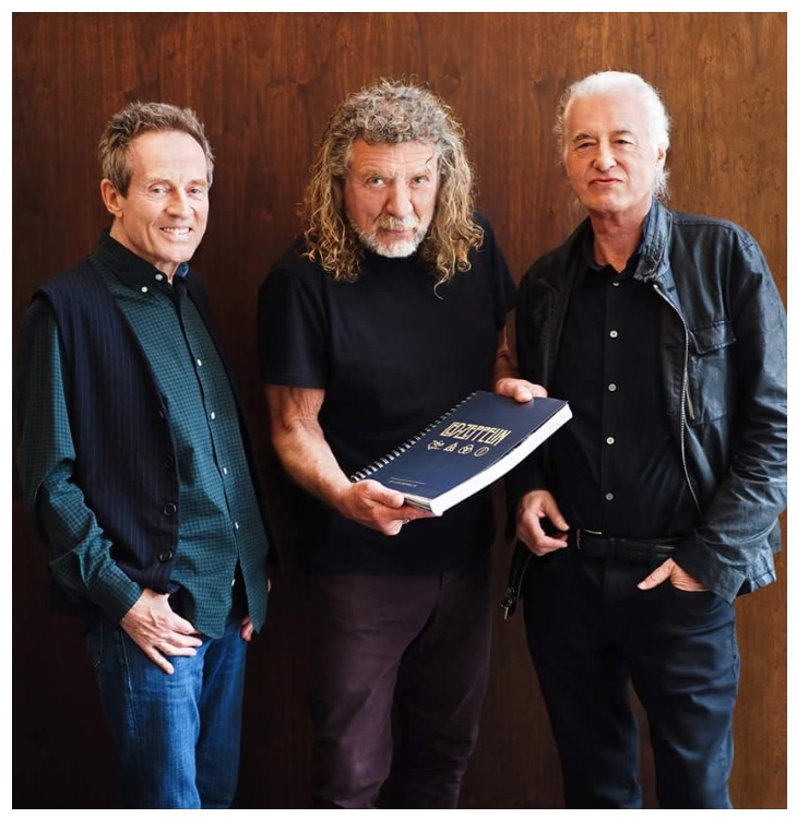 Led Zeppelin Illustrated book release, Led Zeppelin by Led Zeppelin.