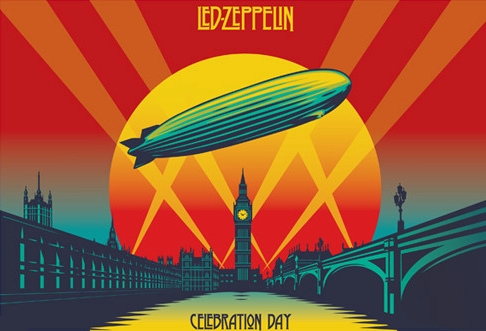 Led Zeppelin Celebration Day DVD
