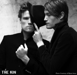 Featured Artist: THE KIN!!!  Click here to visit their official website:  www.TheKin.com