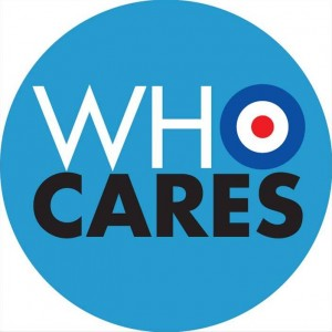 The Who Cares and provides support for Teen Cancer Trust and Teen Cancer America...